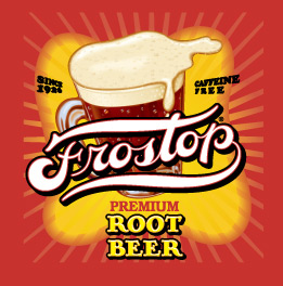 root beer company logo