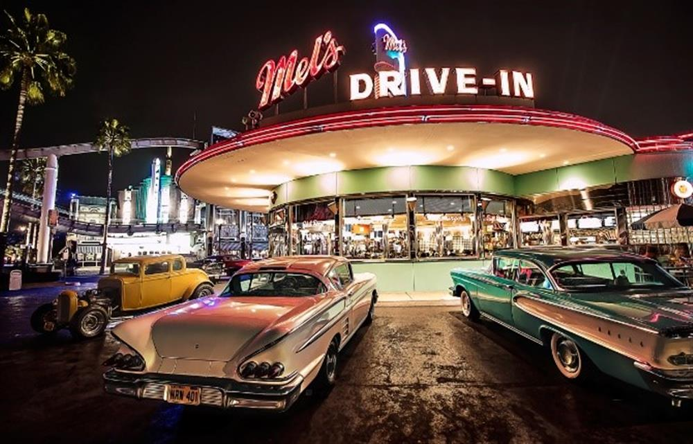 The Drive-In Restaurant is Back