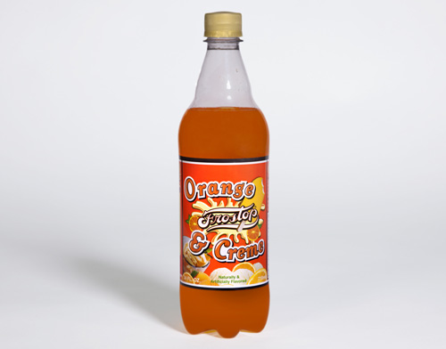 Frostop Orange Creme Soda
