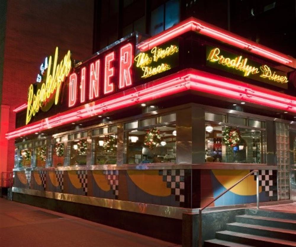 The Drive-In Restaurant is Back!