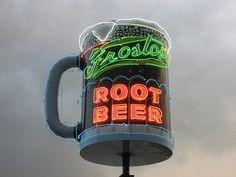 Giant Frostop Mugs: Visit One Today!